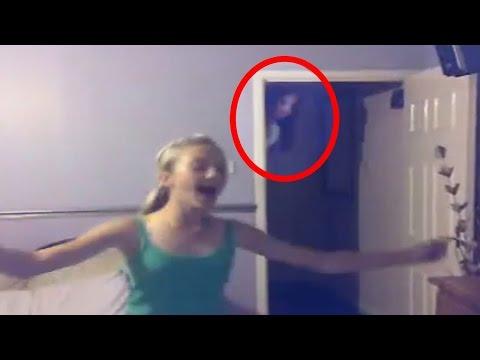 6 Extrañas Criaturas captadas en video   Fenomenos Paranormales