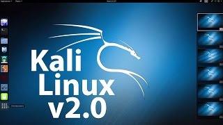 Kali Linux v2.0 - Kali Sana New Look & Features - Cyber Security OS