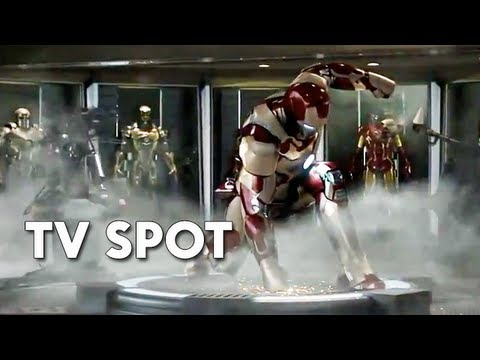 Iron Man 3 - Kid's Choice Awards TV Spot