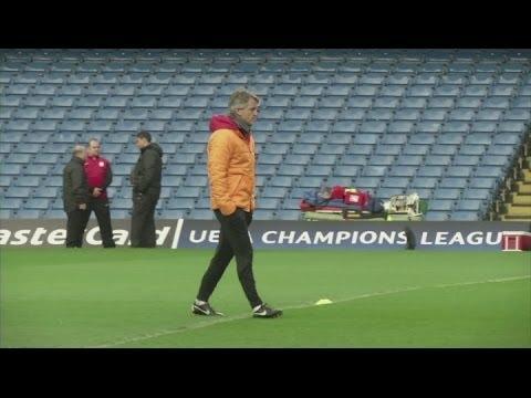 Mancini leaves Galatasaray
