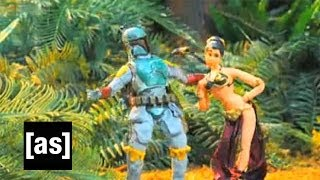 Boba's Back! | Robot Chicken | Adult Swim Video