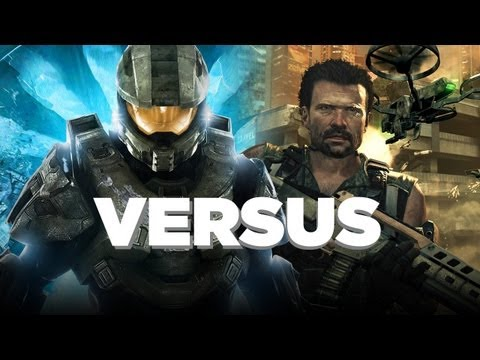 IGN Versus: Halo 4 vs. Call of Duty: Black Ops 2