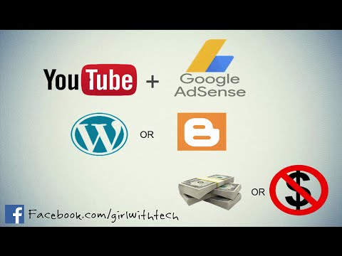 How to show Youtube Adsense Ads on Website Or Blogger (Earn or Not)  - Youtube Tutorial & Tips 2016