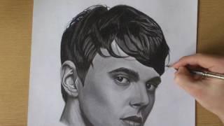 | Unleashed Art | - Portrait Drawing Alekseev