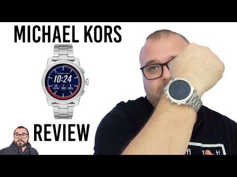 Michael Kors Andriod Smartwatch Review