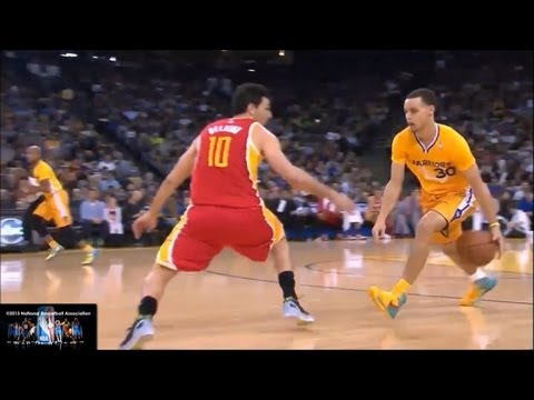 Stephen Curry Offense Highlights 2012/2013 Part 5