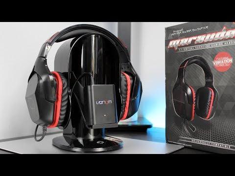 Venom Marauder 7.1 Virtual Surround Sound Gaming Headset Review