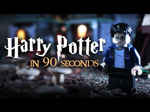 LEGO Harry Potter In 90 Seconds