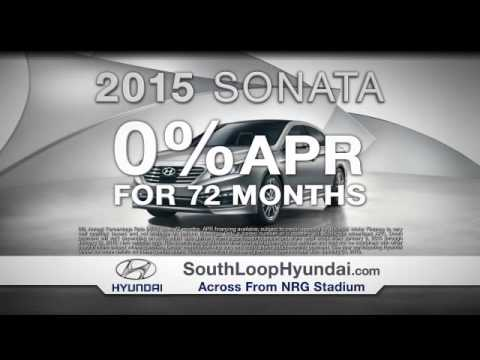It's the One Up Sales Event @ South Loop Hyundai!