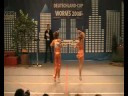 Franziska Schmidt & Jonas Brauer - Deutschland Cup 2008