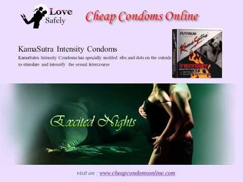 Buy KamSutra Condoms Online