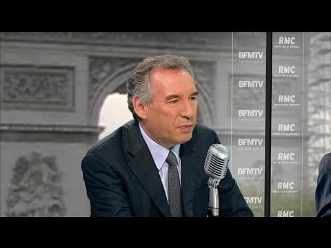 François Bayrou: