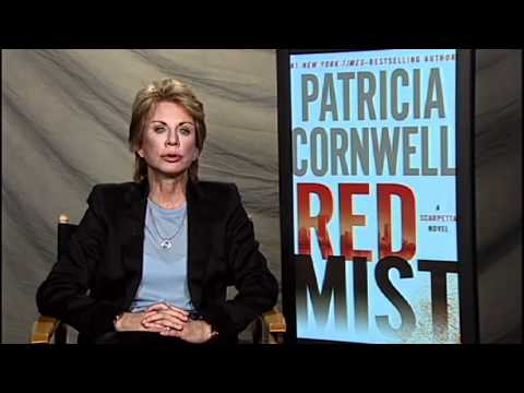 "Patricia Cornwell Talks ""Red Mist"""