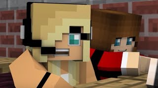 """NEW Minecraft Song Psycho Girl 12 - Psycho Girl """"Rise"""" - Minecraft Animation Music Video Series"""