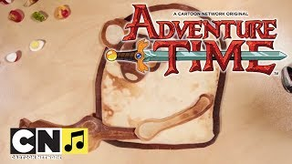 Adventure Time I Etli Krep I Cartoon Network Türkiye