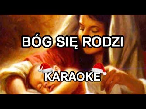 Kolędy - Bóg Się Rodzi [karaoke/instrumental] - Polinstrumentalista