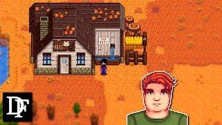 New Marriage and Divorce! Alec NPC Mod! - Stardew Valley Gameplay