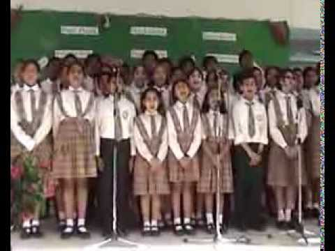 School Song (Written & Composed Theo Rodrigues- FAIPS DPS)