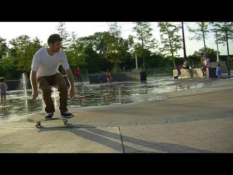 Sugar & Goldstar Skateboard Demo Texas- Temple Video