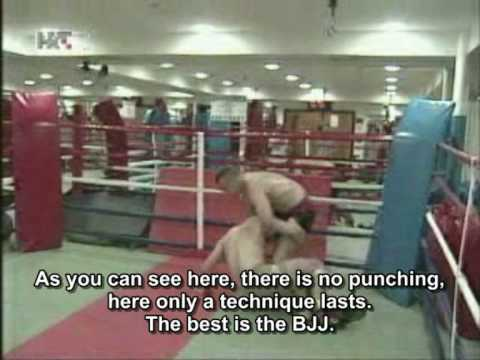 Mirko Filipovic Crocop Documentary - Part 2 Video