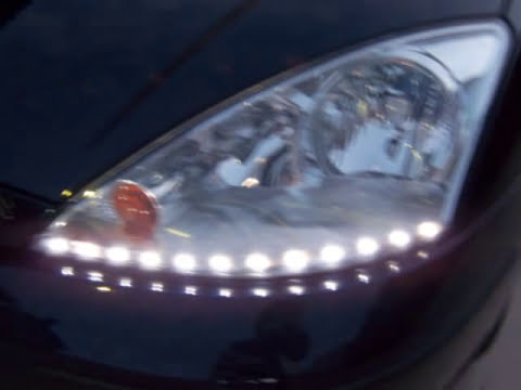 leds flexibles y rigidos ford focus