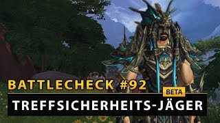 WoW Battlecheck - Treffsicherheits-Jäger Klassenvorschau! | Battle for Azeroth