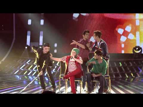EXCEPTION - WHAT MAKES U BEAUTIFUL (LIVE ne X Factor Albania 3)