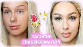 MEINE MAKE UP ROUTINE | MayaRe