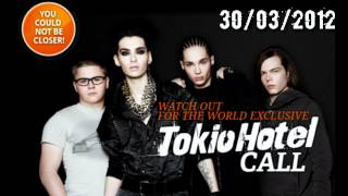 2012.03.30 - Tokio Hotel VipCall - Do you sing in the shower?