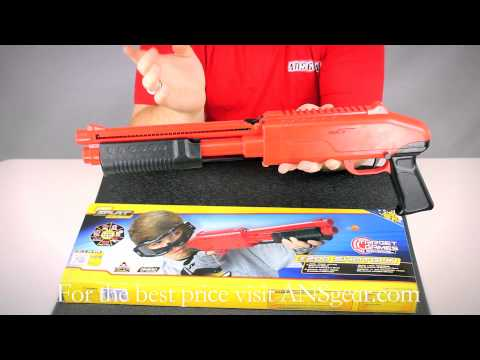 JT Splatmaster Z200 Pump Action Shotgun