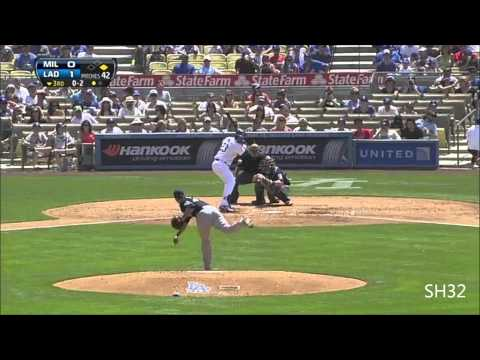 Jean Segura - Milwaukee Brewers Highlights HD