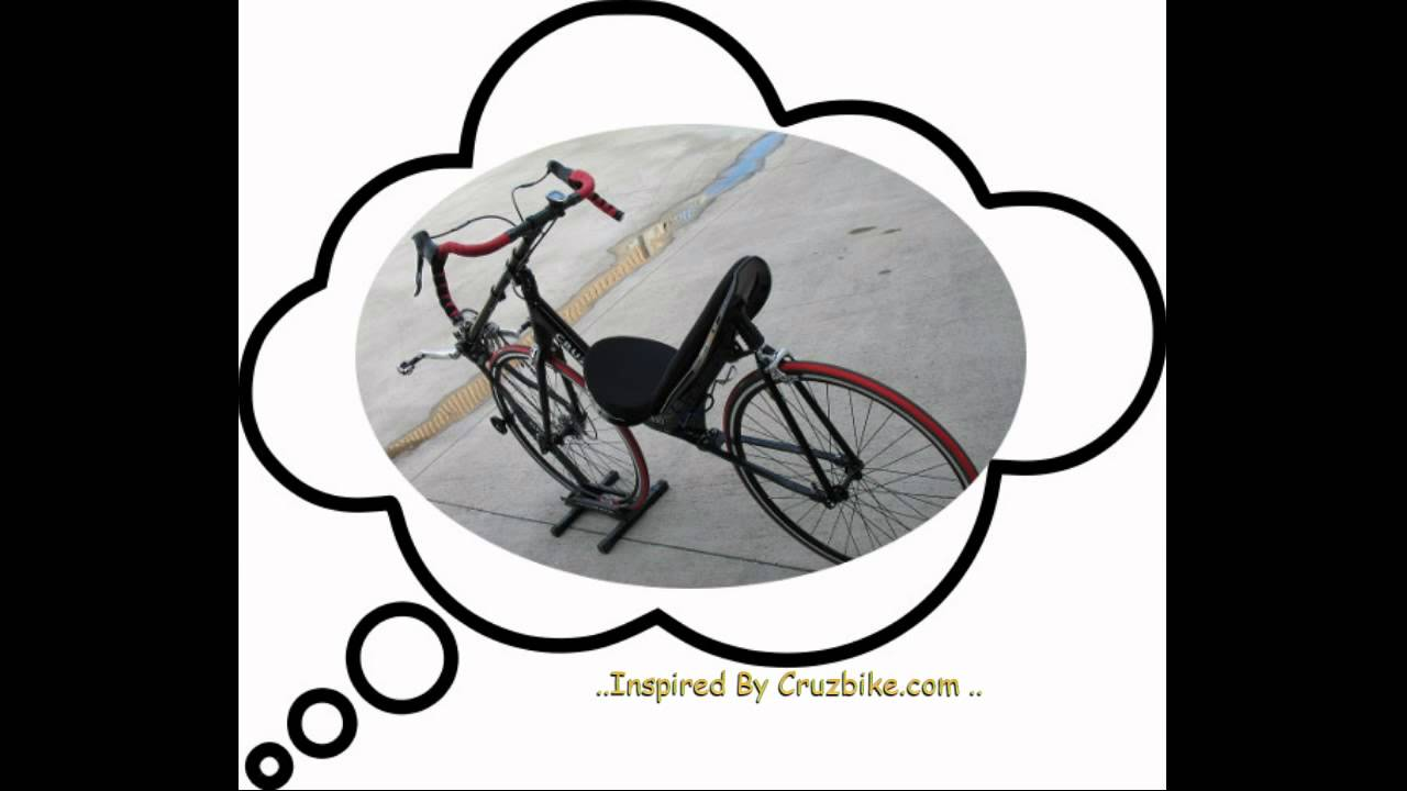 how to make a recumbent bicycle