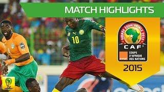 Can 2015 | Poule D - Côte d'Ivoire 2-1 Cameroun