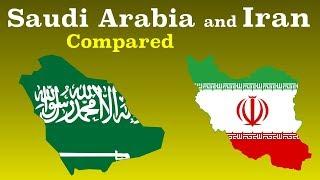 Saudi Arabia and Iran Compared