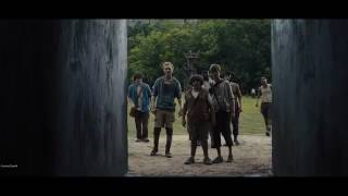 Griever Scene| The Maze Runner |