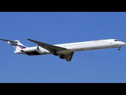 Un avion s'écrase au Mali avec 116 personnes à bord
