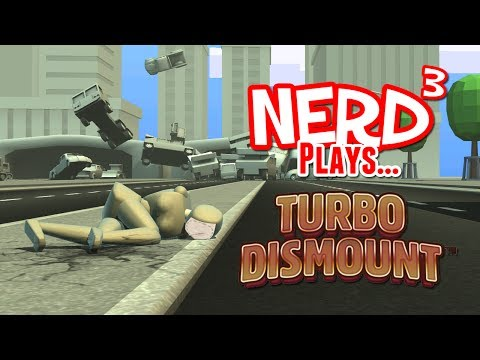 Nerd³ Plays... Turbo Dismount