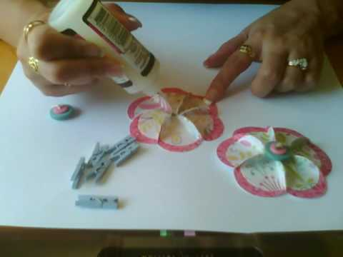 Tutorial Scrapbooking