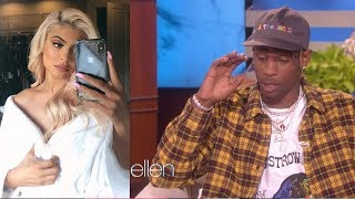 Travis Scott REVEALS Kylie Jenner Relationship SECRETS On The Ellen Show!
