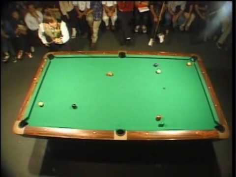 THE BEST BILLIARD SHOT! 1/6
