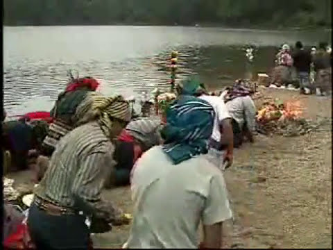 ceremonia maya san juan ostuncalco