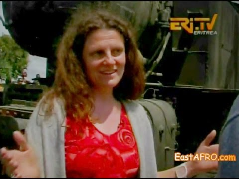 Eritrea Steam Train Significant Tourist Attraction | ERiTV