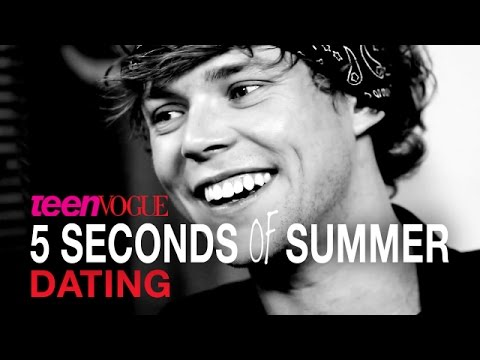 5 Seconds of Summer on Dating, Crying, and Posting Selfies – Teen Vogue Headliners