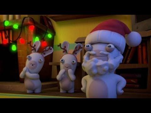Les Lapins Crétins Invasion Compilation Spéciale Noël Youtube