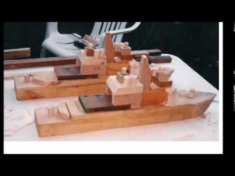 Barcos de madera youtube - Construir en madera ...