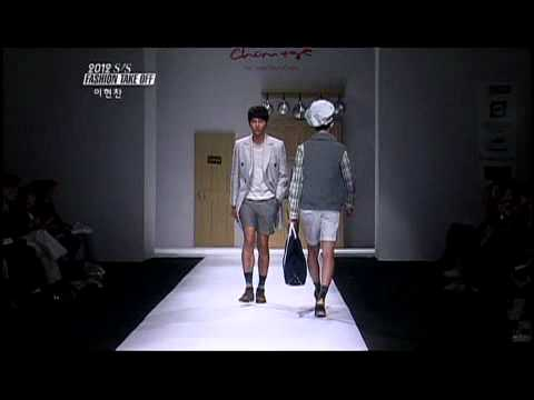 Seoul Fashion Week SS 2012 : CHAN+GE BY LEE HYUN CHAN