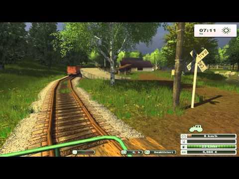 Landwirtschafts Simulator 2013 || Mod Review | AutoCombine Mod