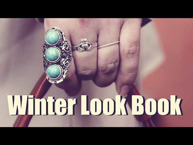 Winter LookBook | Lorituela