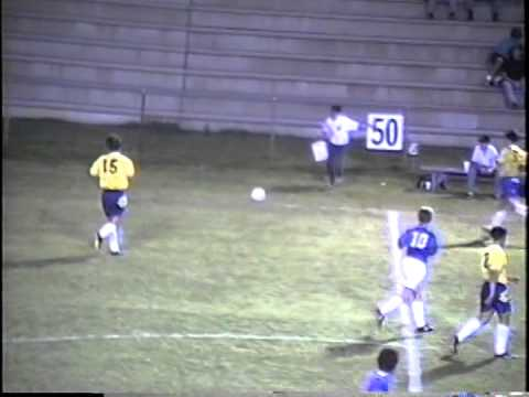 Foley High School Soccer Foley vs Fairhope April 27 1993