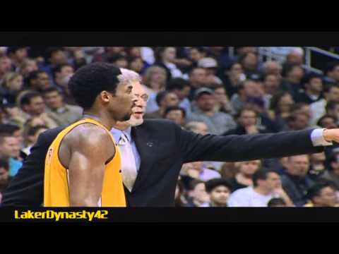 1999-00 Los Angeles Lakers Championship Season Part 1/4